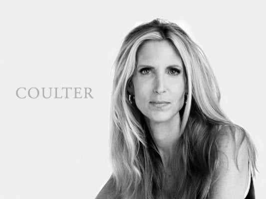Ann Coulter: Break Ground, Not Promises