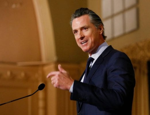 California governor to reduce National Guard presence at border