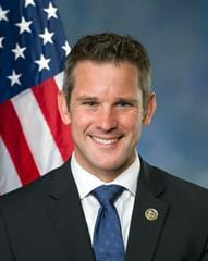 GOP Rep. Kinzinger deploys to border with Air National Guard unit