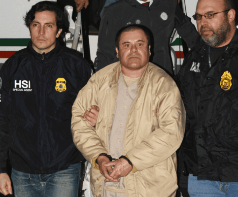 Make El Chapo pay for a border wall? Don't count on it