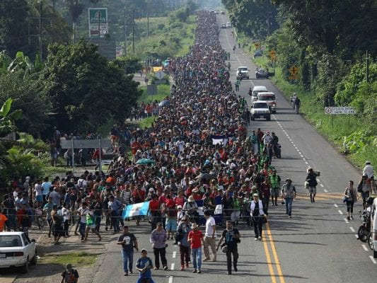 'Invasion' Coming at the Border; Thousands 'Captured'