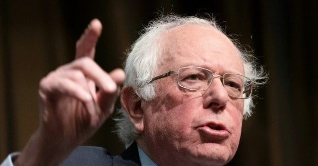 Bernie Sanders Calls for Border Camps to Detain Migrants
