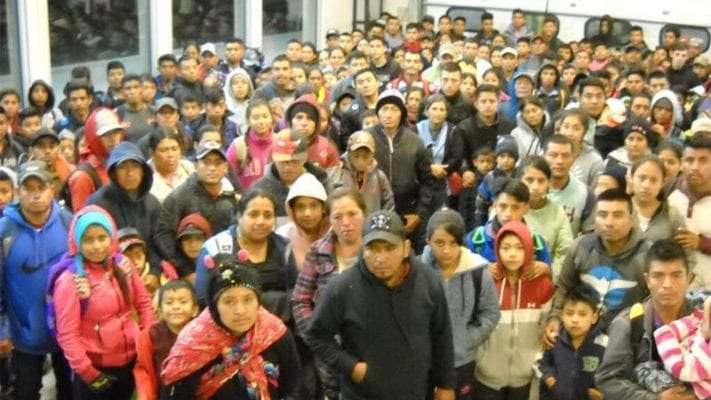 Border Patrol apprehends 'largest group' of illegal immigrants near US border yet