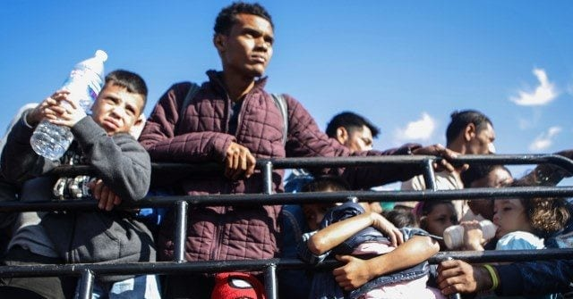Mexican Government Cracks Down on Human Smugglers in Southern Mexico