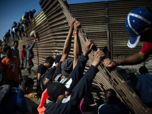 Migrants, Democrats Are Shutting Down the Border
