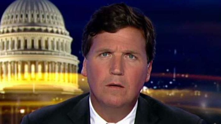 Tucker Carlson: The Barr hearing on Russia shows how Dems undermine a democracy
