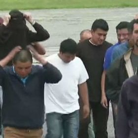 Guatemalan migrants vow to keep trying to reach US border after Mexico ramps up pressure
