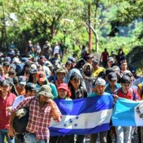 Guatemalan Leftists, with Pelosi & Soros Ties, Fight Trump Migration Deal