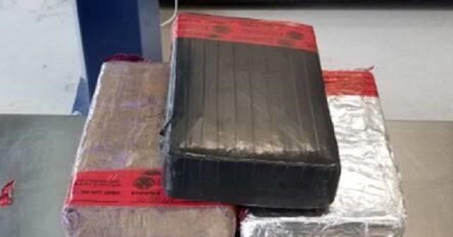 55 Pounds of Meth, Cocaine, Heroin Seized in Failed Texas Border Crossing