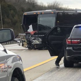 Covington Catholic bus involved in fatal crash in Kentucky on return from March for Life rally