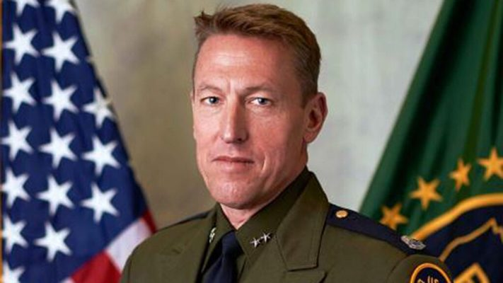 Border Patrol veteran Rodney Scott tapped to lead agency