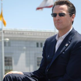 Gavin Newsom, 2007, San Francisco